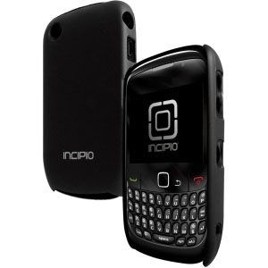 Incipio Feather Ultralight Hard Shell Case for BlackBerry Curve 3G 9300, 9330, 8520, 8530 - Black