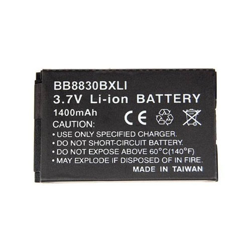 Technocel Lithium Ion Extended Battery for BlackBerry 8830, 8820, 8800