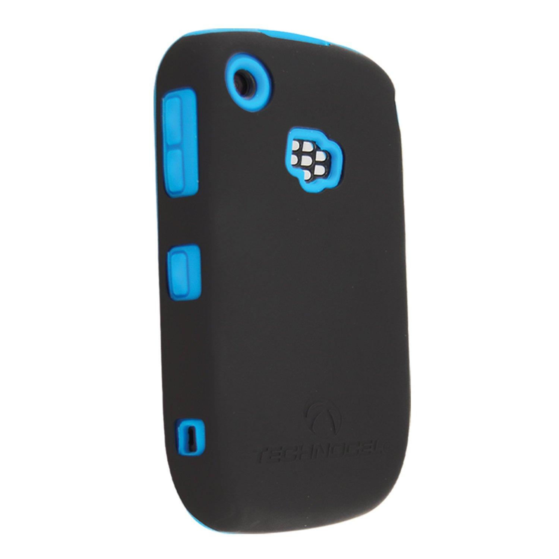 Technocel Exo Shields Case Cover for BlackBerry 9330 Curve 3G/Curve 2 (Blue) - BB9330EX02-Z