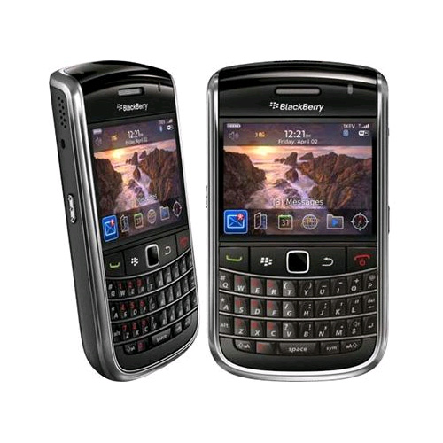 BlackBerry Bold 9650 Replica Dummy Phone / Toy Phone (Black) (Bulk Packaging)