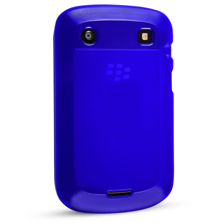 Technocel Slider Skin Case Cover Blackberry Bold Touch (Blue) - BB9930SSBL-Z
