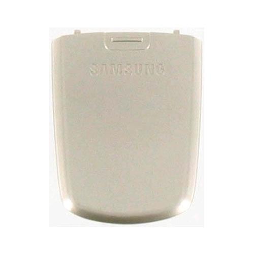 OEM Samsung SGH-C417 Battery Door - Gold