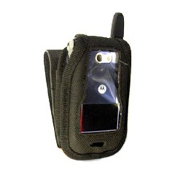 Industrial Strength Canvas Case for Motorola Nextel i860 - CANI860R