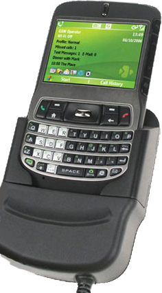 Carcomm CHFS-37 Hands Free DSP Carkit HTC S620