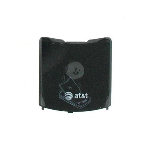 Motorola RAZR V3 Standard Battery Door / Battery Cover (Black) ATT GSM DOOR