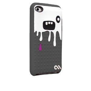 Case-Mate Monsta Case for Apple iPod Touch 4G (Grey)