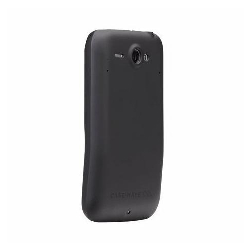 Case-Mate - Barely There Case for HTC Status Cell Phones - Black