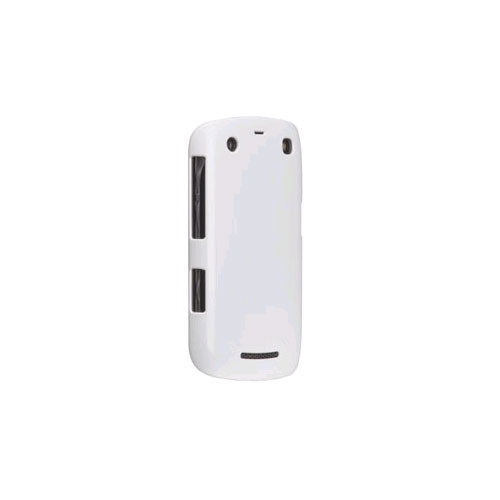 Case-mate - Barely There Case for BlackBerry Curve 9350, 9360, 9370 Cell Phones - White
