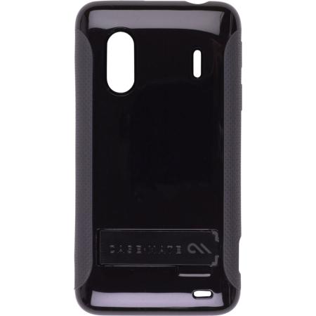 Case Mate Pop! Case for HTC EVO Design 4G, Hero S (Black & Cool Grey)