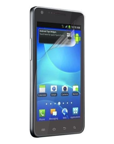 Case-Mate Anti Fingerprint Screen Protector for Samsung Galaxy S II (2 Pack)