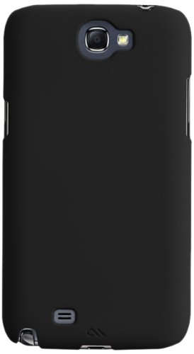 Case-Mate Barely-There Case for Samsung Galaxy Note 2 (Black)