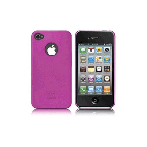 Case-Mate Barely There Case for Apple iPhone 4S (Pink)