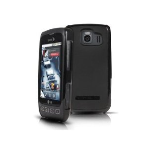 Body Glove Case for LG Optimus S - Black