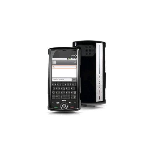 Body Glove - Snap-On Cover for Sanyo Zio SCP-8600, Kyocera Zio M6000 - Black Gloss