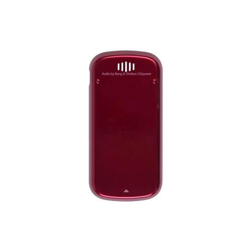 OEM Samsung U490 Violin Extended Battery Door - Red