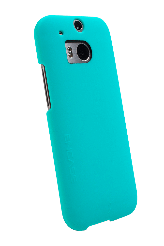 WirelessOne Encase Case for HTC One M8 (Teal)