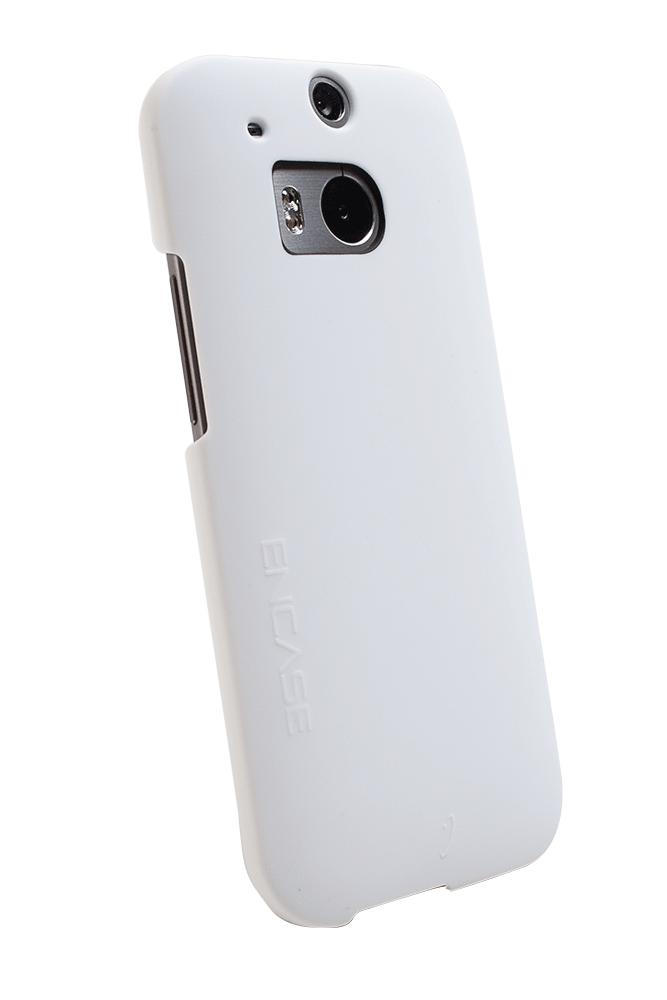 WirelessOne Encase Case for HTC One M8 (White)