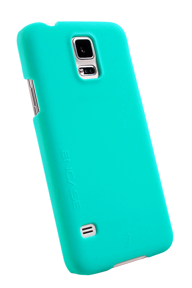 WirelessOne Encase Case for Samsung Galaxy S5 (Teal)