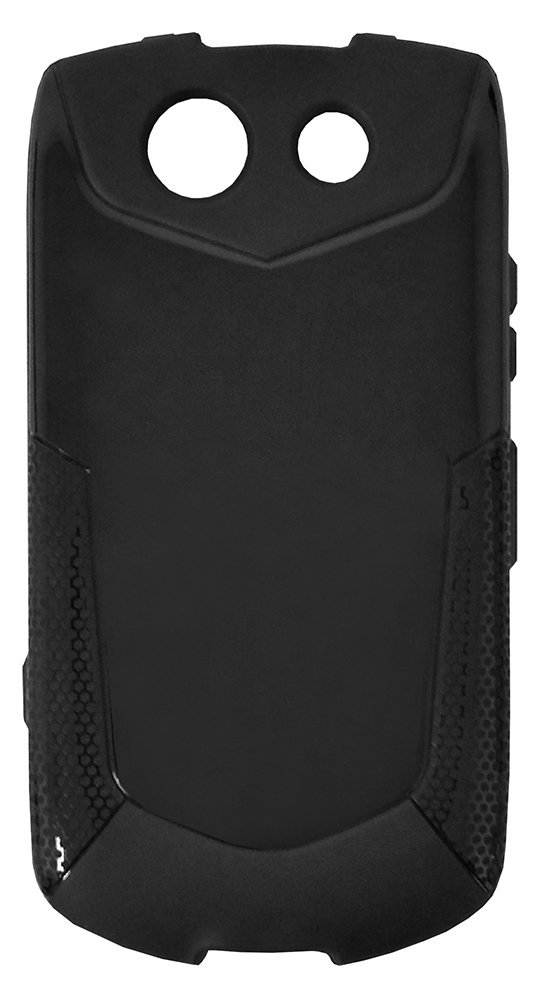 Qmadix Flex Gel Case for Kyocera Brigadier e6782 (Black)