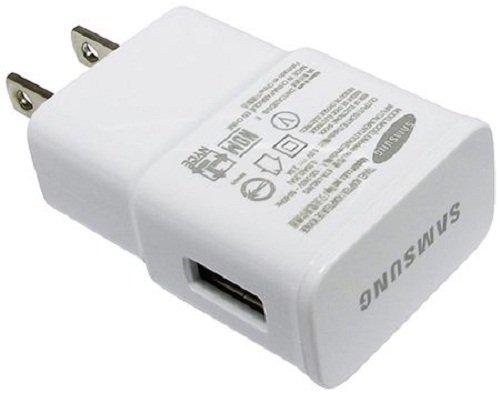 OEM Samsung ETA-U90JWE White Universal 2.0 Amp Micro Home Travel Charger Head