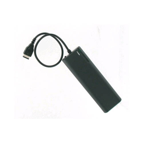 Unlimited Cellular Battery Extender for Nintendo GameBoy/GameBoy Advance (Black)