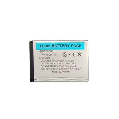 Technocel Lithium Ion Standard Battery for Sony Ericsson W350, W810, W800, W600, Z520, Z525, Z300, K750, W710, J220