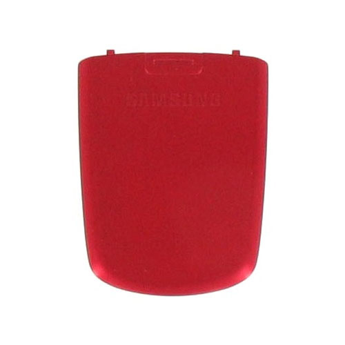 OEM Samsung SGH-C417 Battery Door/Cover - Red