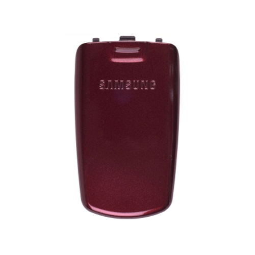 OEM Samsung A127 Battery Door, Standard size - Dark Red