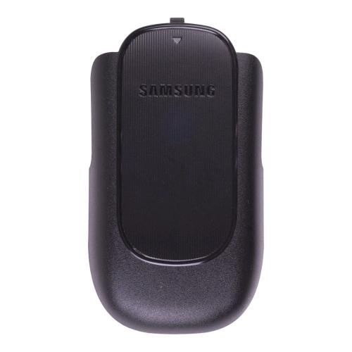 OEM Samsung A237 AT&T Standard Battery Door - Mirror Black