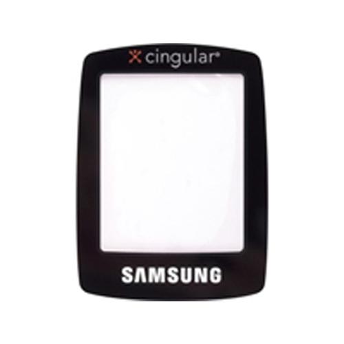 OEM Samsung C416 C417 Replacement Glass Window Lens (Black)
