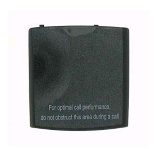 OEM Samsung i607 BlackJack Replacement Standard Battery Cover - Black