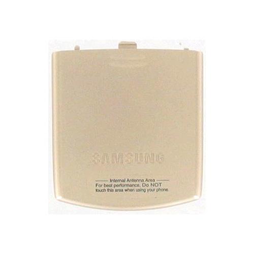 OEM Samsung SCH-U740 Standard Battery door Gold