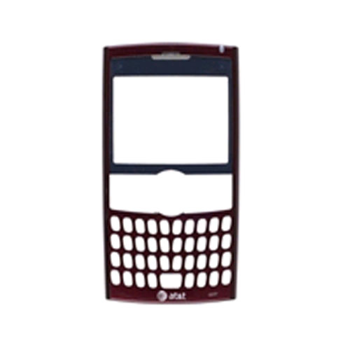 OEM Samsung Front Housing Frame for Samsung SGH-I617 Blackjack II (Red)