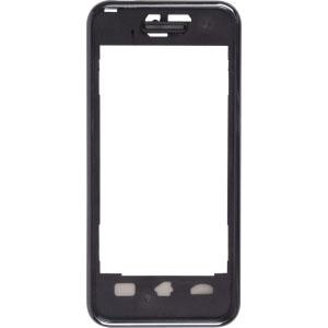 OEM Samsung SPH-M800 Instinct Front Case Assembly - Black