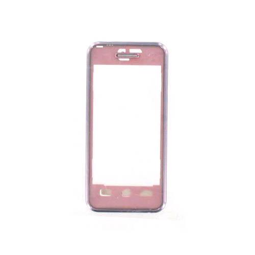 OEM Samsung M800 Instinct Front Housing Faceplate Frame - Pink