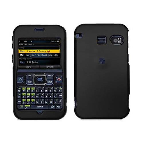 Wireless Mobile Rubber Honey Shield for Sanyo 2700 - Black