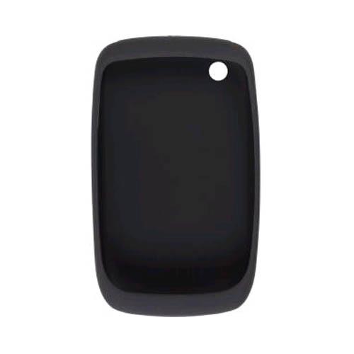 BlackBerry - Silicon Skin Case For BlackBerry 8500, 8520, 8530, 9330 - Black