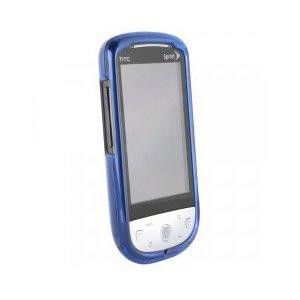 HTC Hero Snap-On Case (Translucent Dark Blue)