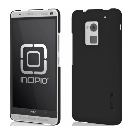 Incipio Feather Case for HTC One Max (Black)