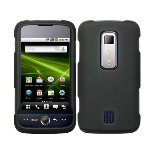 Snap-On Case for Huawei Ascend M860 (Black)