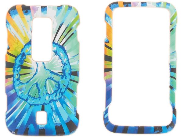 Snap-On Case for Huawei Ascend M860 (Blue Peace)