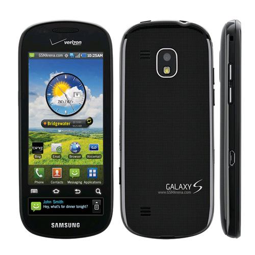 Samsung Continuum i400 Replica Dummy Phone / Toy Phone (Black) (Bulk Packaging)