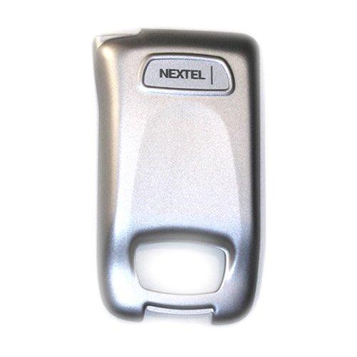 OEM Nextel i870 Extended Battery Door - Silver