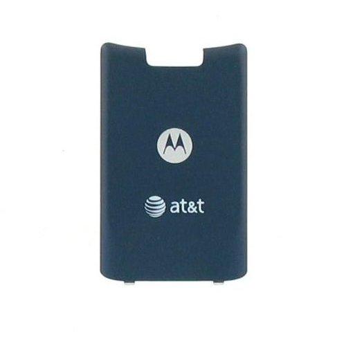 OEM Motorola K1 Replacement Battery Door Cover - Blue
