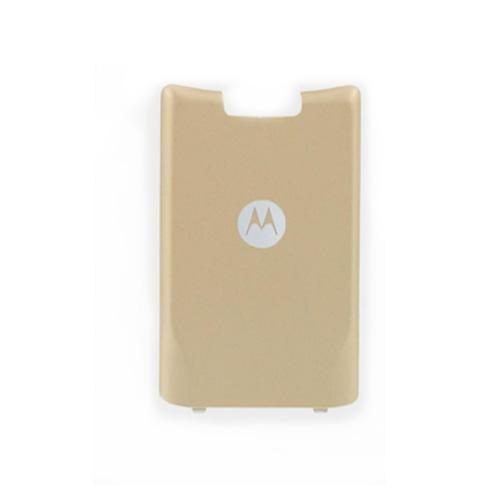 OEM Motorola KRZR K1m Standard Battery Door (Gold)