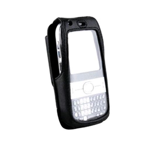 WirelessXGroup Infinity Padded Lambskin Case for Palm Tre - Black