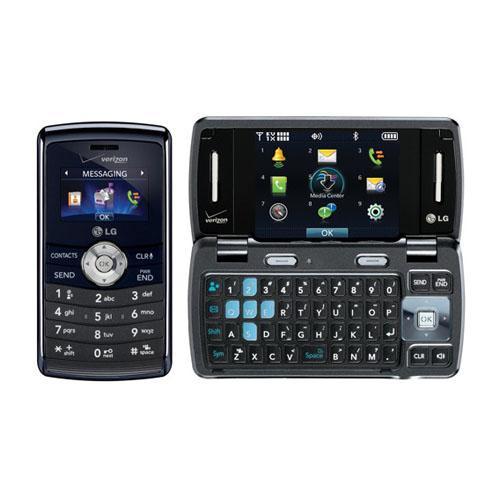 LG Env3 VX9200 Replica Dummy Phone / Toy Phone (Blue) (Bulk Packaging)