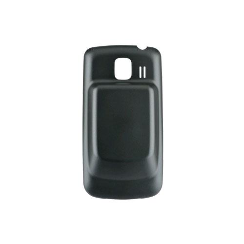 OEM LG Vortex VS660 Extended Battery Door / Cover (Black) (Bulk Packaging)