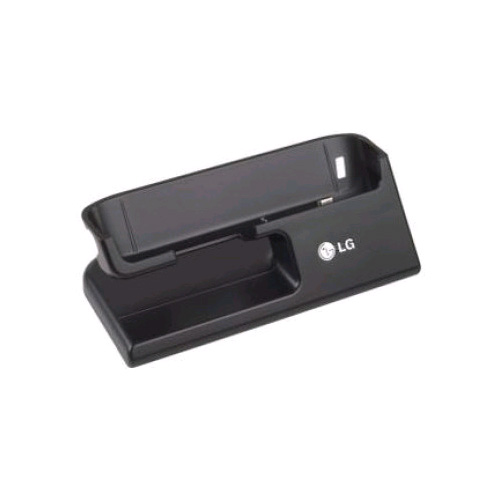OEM LG Multimedia Docking Station Desktop Charger for LG Ally VS74 (Black) - LGVS740DTC