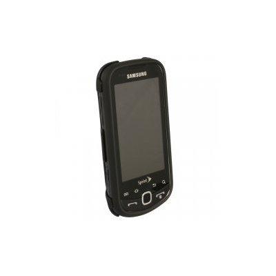 Samsung Intercept M910 Snap-On Hard Case (Black, Rubberized)